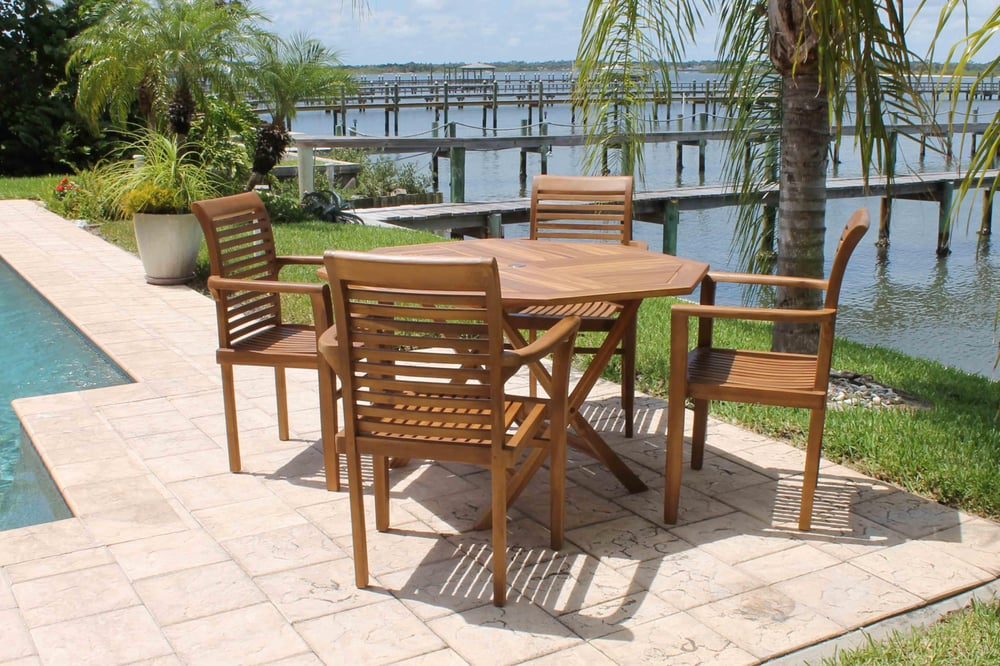 Delicieux Photo Of Oceanic Teak Furniture   Daytona Beach, FL, United States