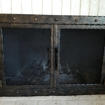 Photo Of Fireplace Door Guy   Temecula, CA, United States. Simple Yet  Detailed