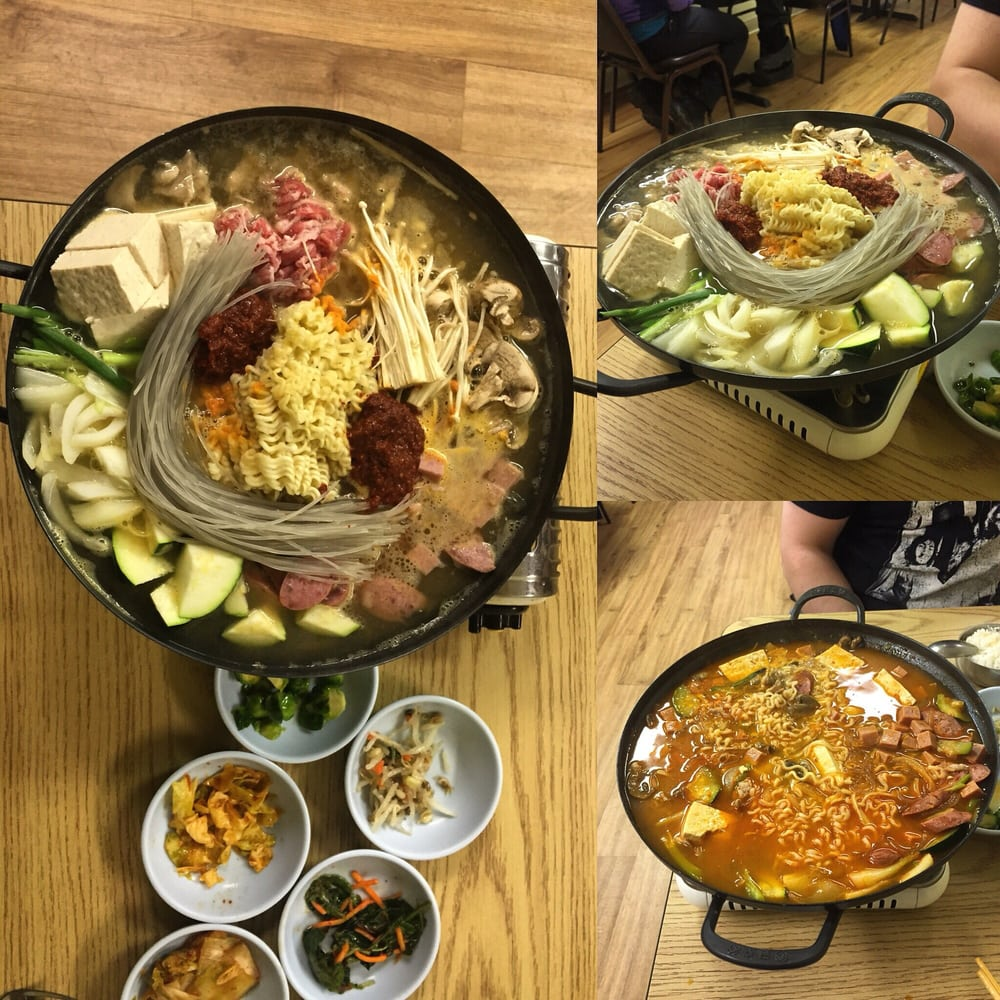 Budaejigae- kitchen sink stew - Yelp