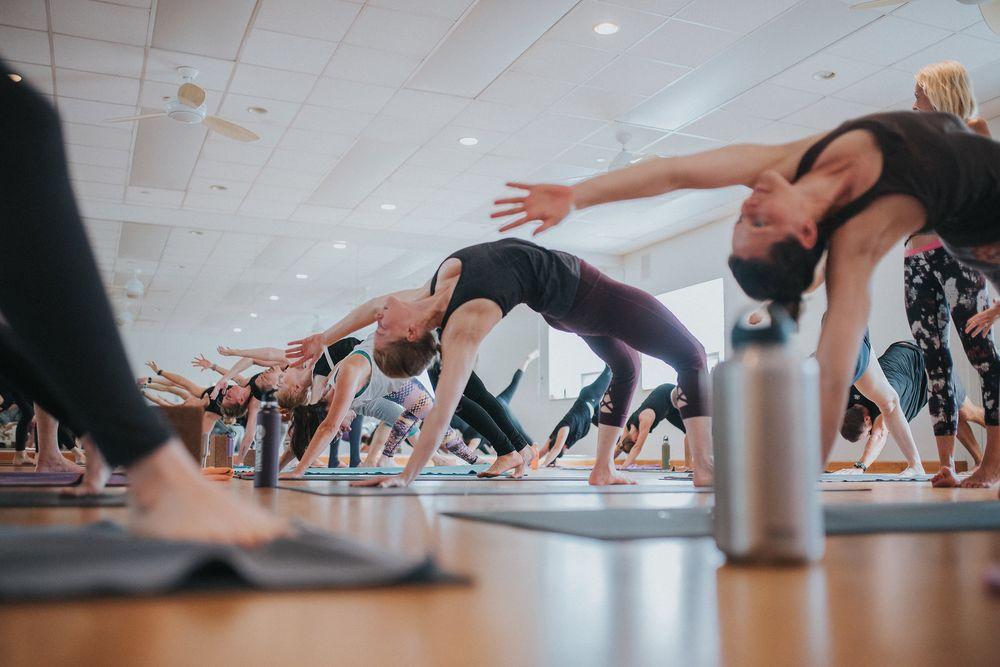 Modo Yoga Clifton: 150 W McMillan St, Cincinnati, OH