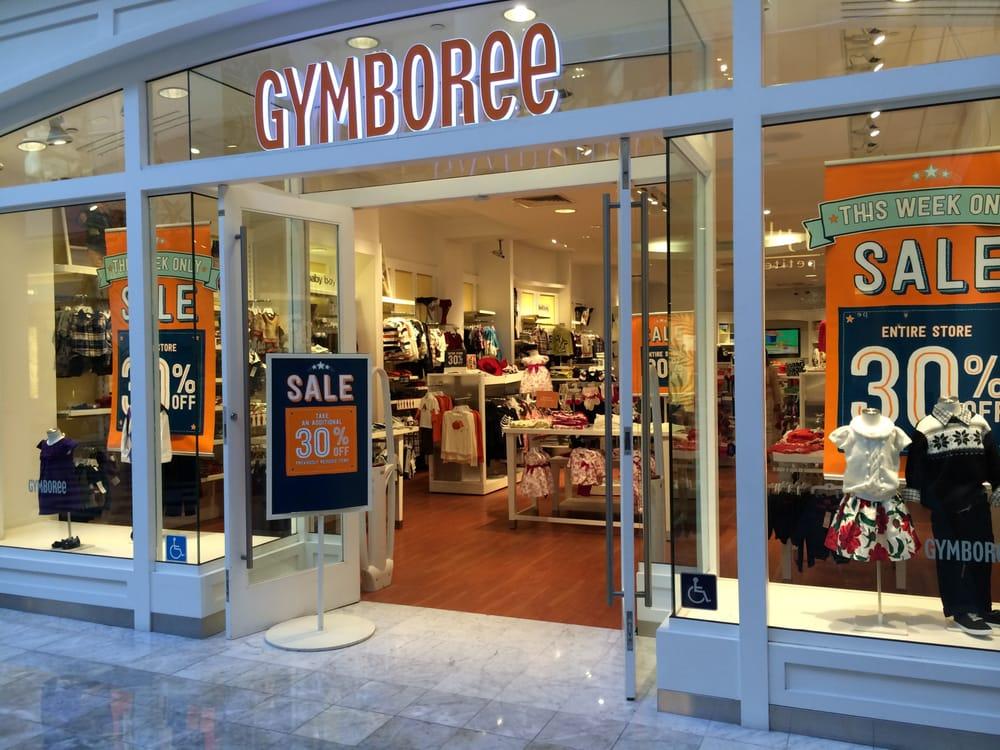 Gymboree: 21100 Dulles Town Cir, Dulles, VA