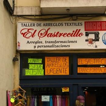 super popular precio favorable seleccione para oficial El Sastrecillo - Arreglos de ropa - Calle de Toledo, 84, La ...