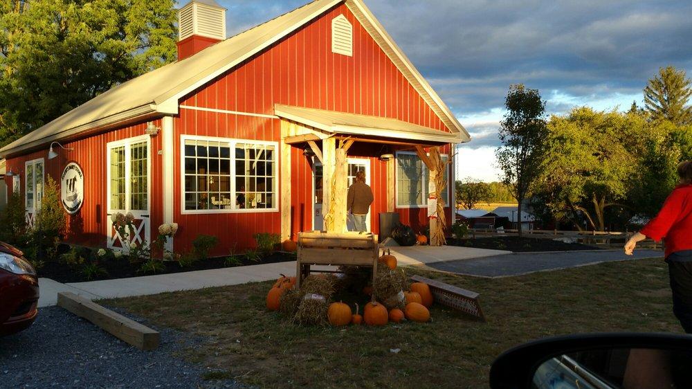 Klein Farms Dairy & Creamery: 410 Klein Rd, Easton, PA