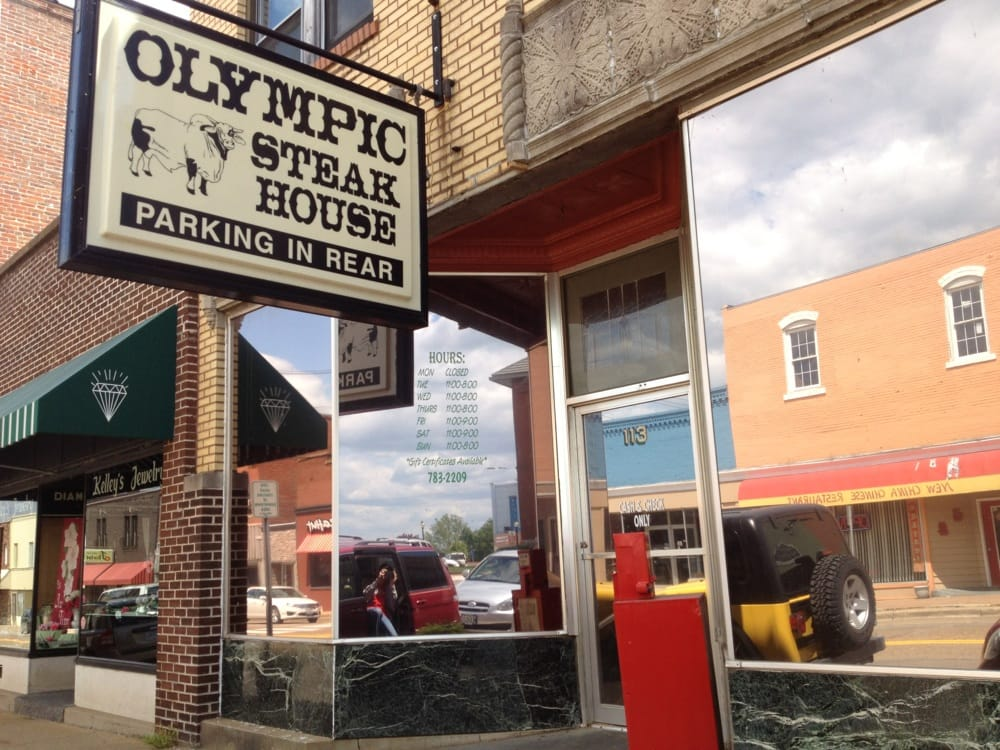 Olympic Steak House: 113 E Main St, Fredericktown, MO