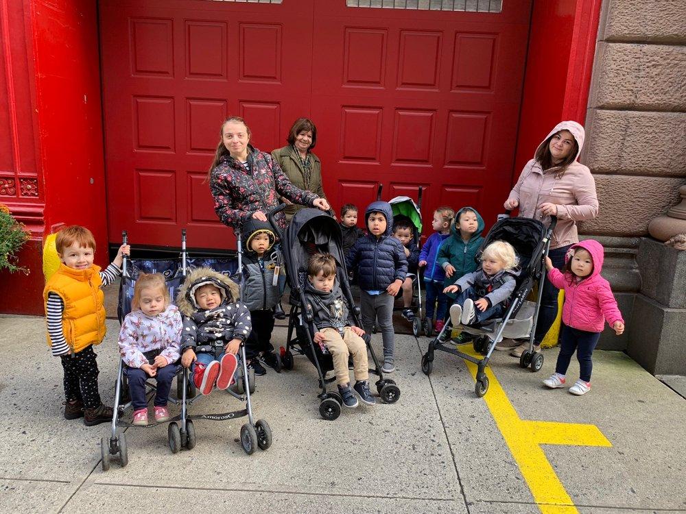 The Pinafore Nursery School