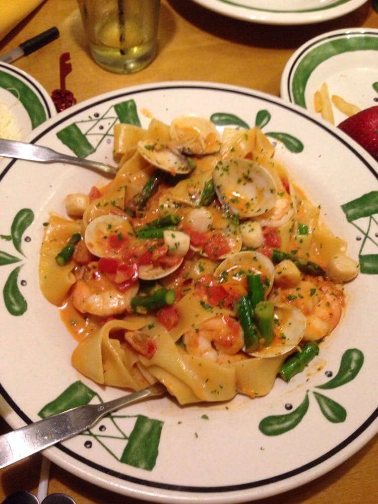 Pappardelle Pescatore Yelp