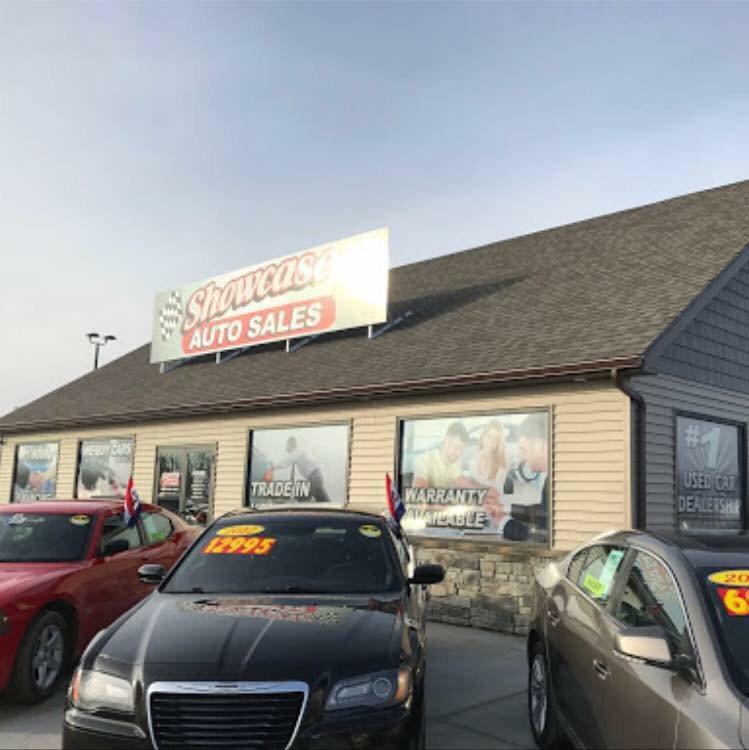 Showcase Auto Sales: 12750 Brady Rd, Chesaning, MI