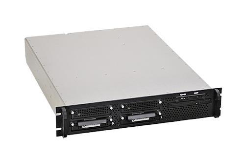M220 2u Rugged Rack Mount Computer With Dual Intel Hexa
