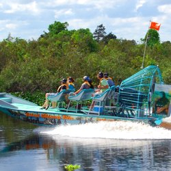 Photo Of Airboat Wilderness Rides Vero Beach Fl United States We Would