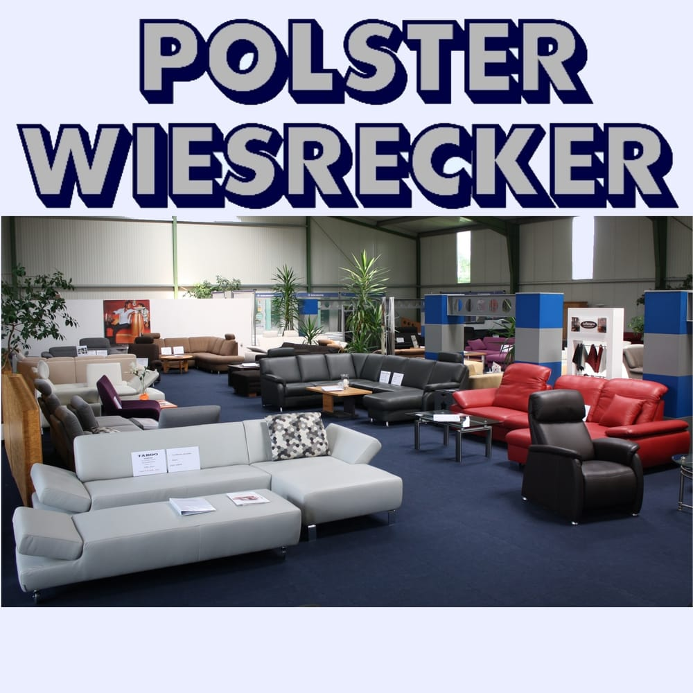 polster wiesrecker m bel im vorderkehr 4 mutterstadt rheinland pfalz telefonnummer yelp. Black Bedroom Furniture Sets. Home Design Ideas