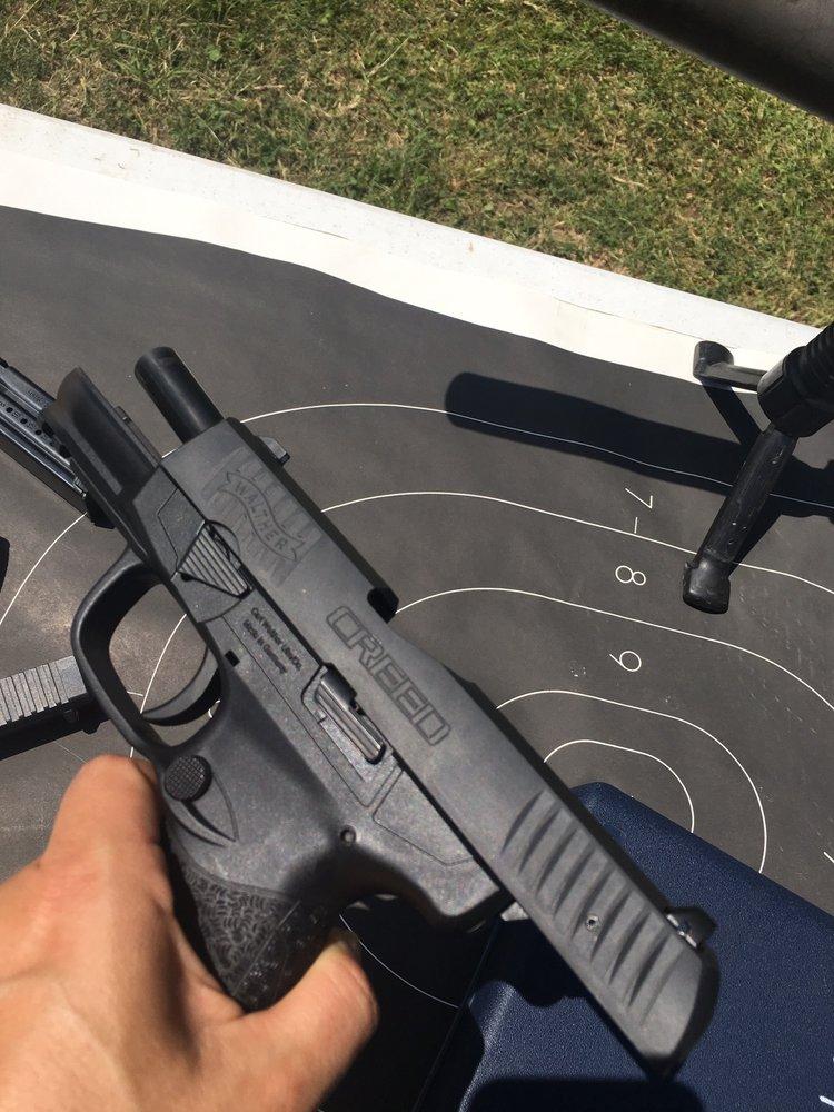Texas Straight Shooter: 927 B Main St, Bastrop, TX