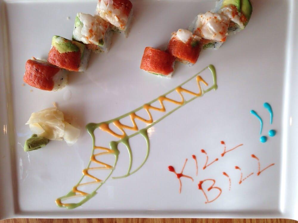 Sakura Sushi Bar: 4300 Monarch Way, Norfolk, VA