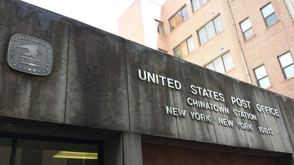 Officelovin Photo Of Us Post Office New York Ny United States Doyers Yelp Doyers Street New York Ny Chinatown Yelp