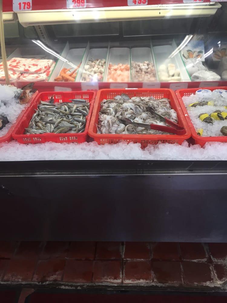 El Monte Seafood Mkt: 2859 Mountain View Rd, El Monte, CA