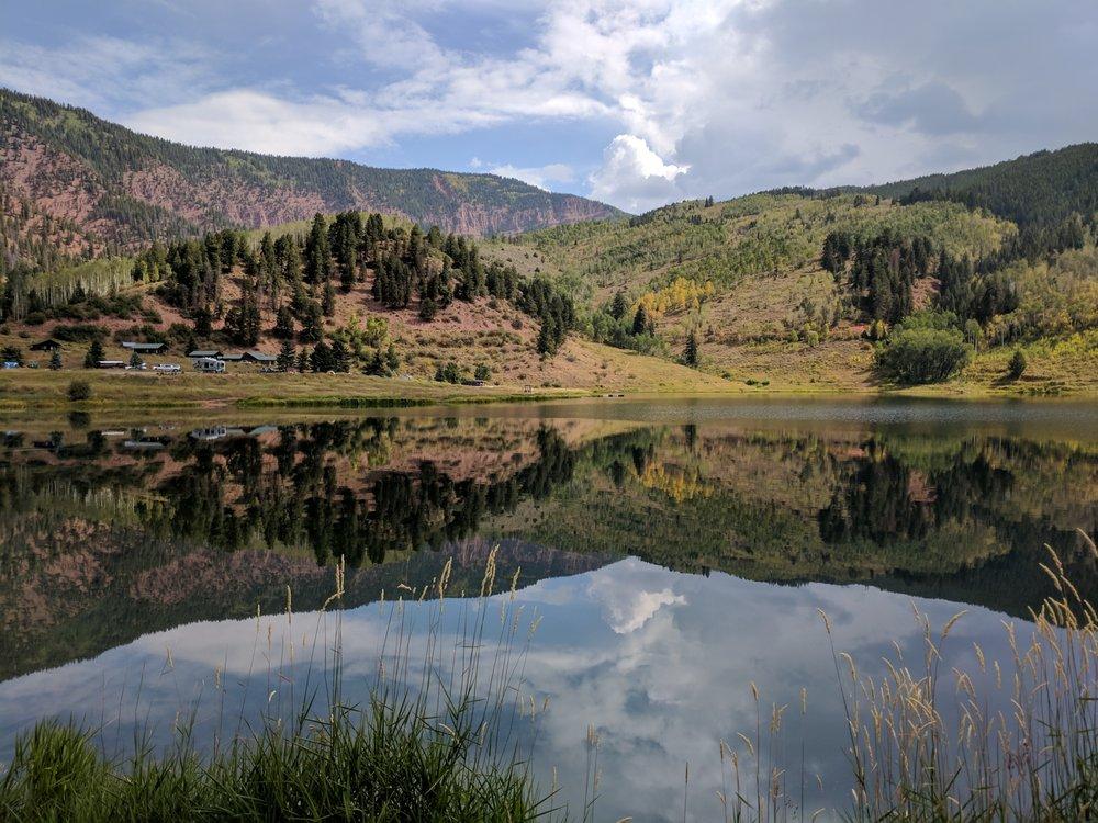 Sylvan Lake State Park: Eagle, CO