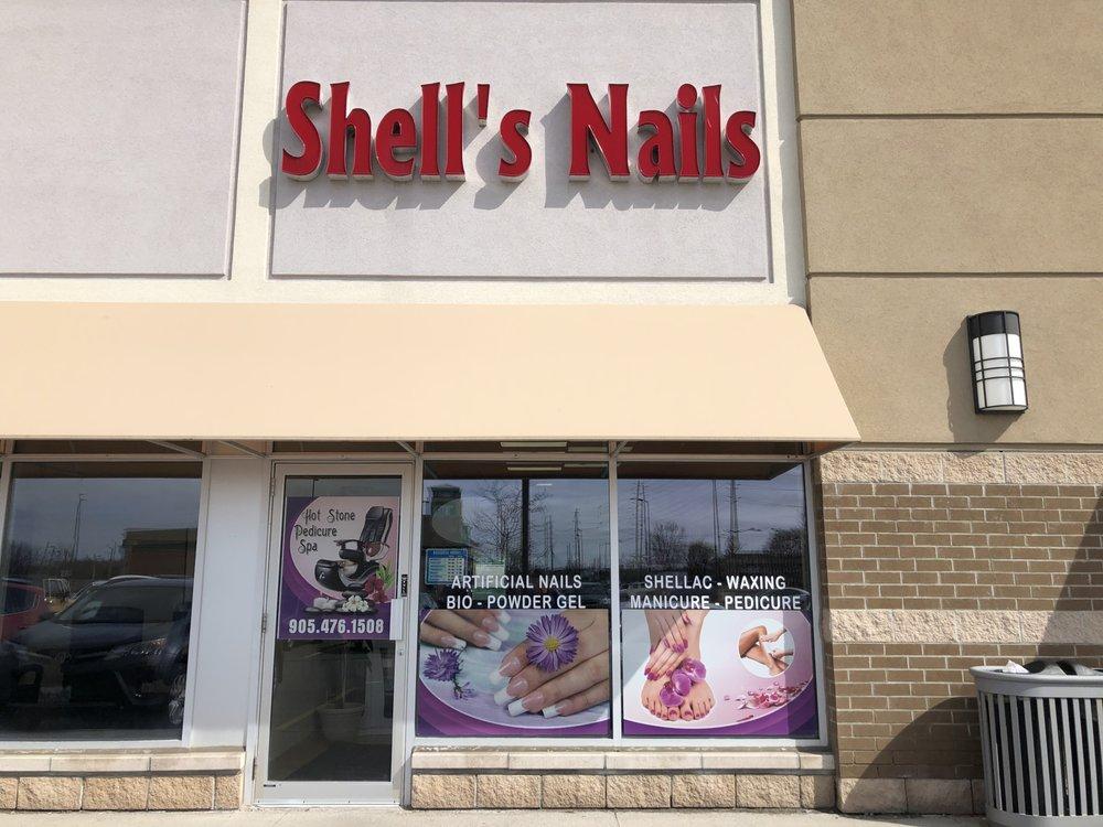 Shell's Nails