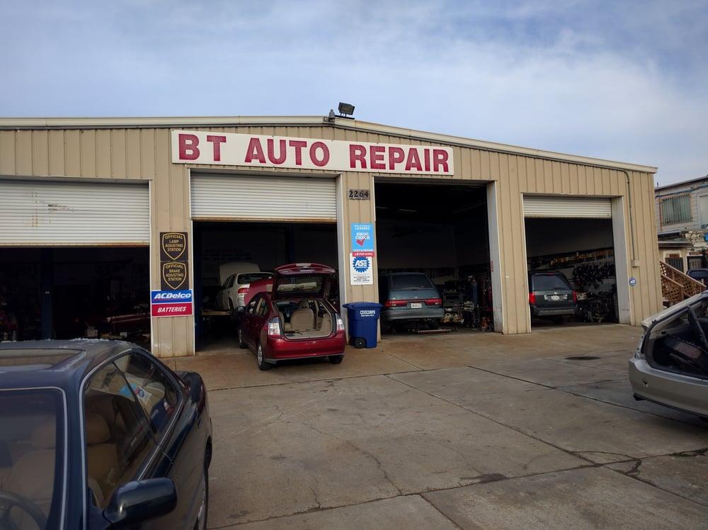 Bt Auto Repair 23 Reviews Auto Repair 2264 E 12th St