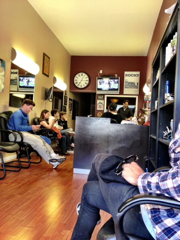 Sunset Barber Service: 1374 9th Ave, San Francisco, CA