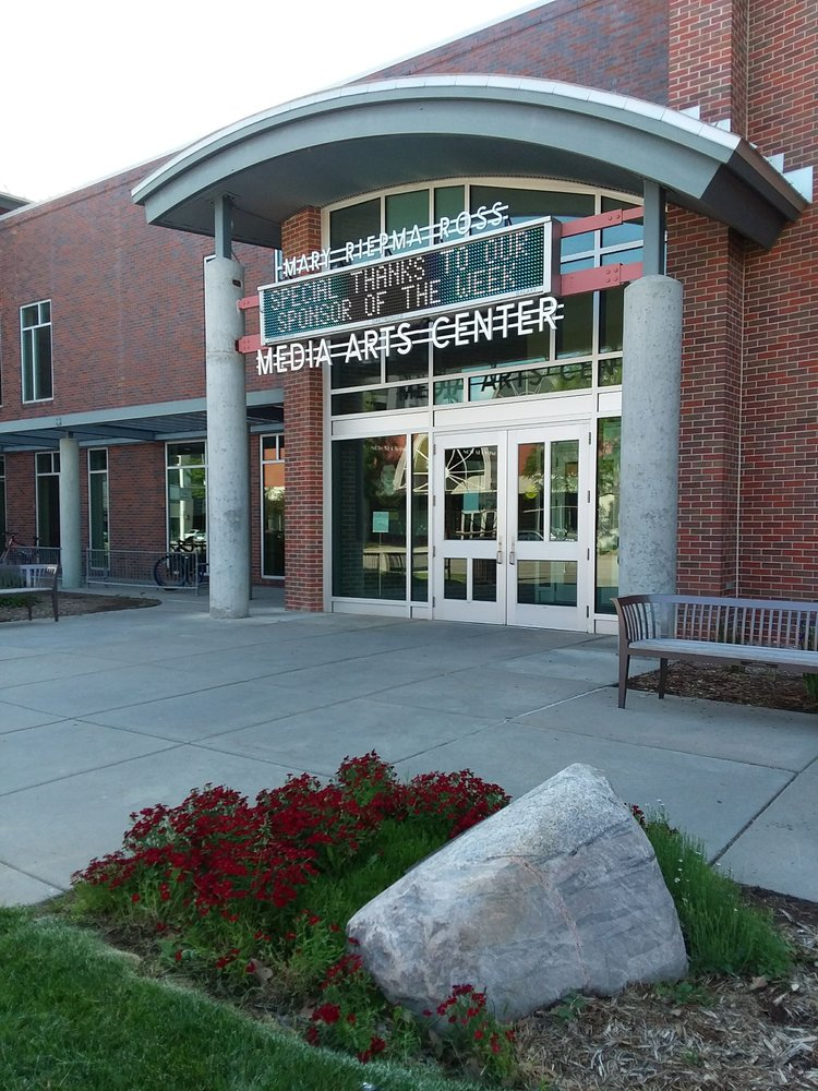 Mary Riepma Ross Media Arts Center