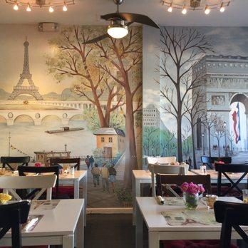 Cafe Paris  Main St Metuchen Nj