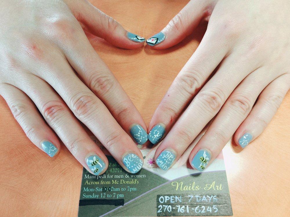 Nails Art: 112 N 12th St, Murray, KY