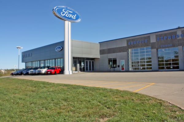 Mike Finnin Ford >> Finnin Ford - Get Quote - Car Dealers - 3600 Dodge St ...
