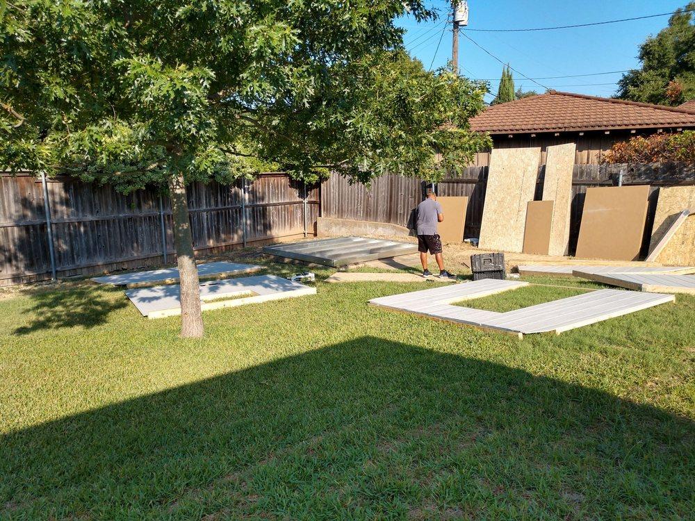 Tuff Shed: 7705 Woodway Dr, Waco, TX