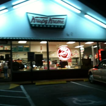 Krispy kreme chattanooga tennessee