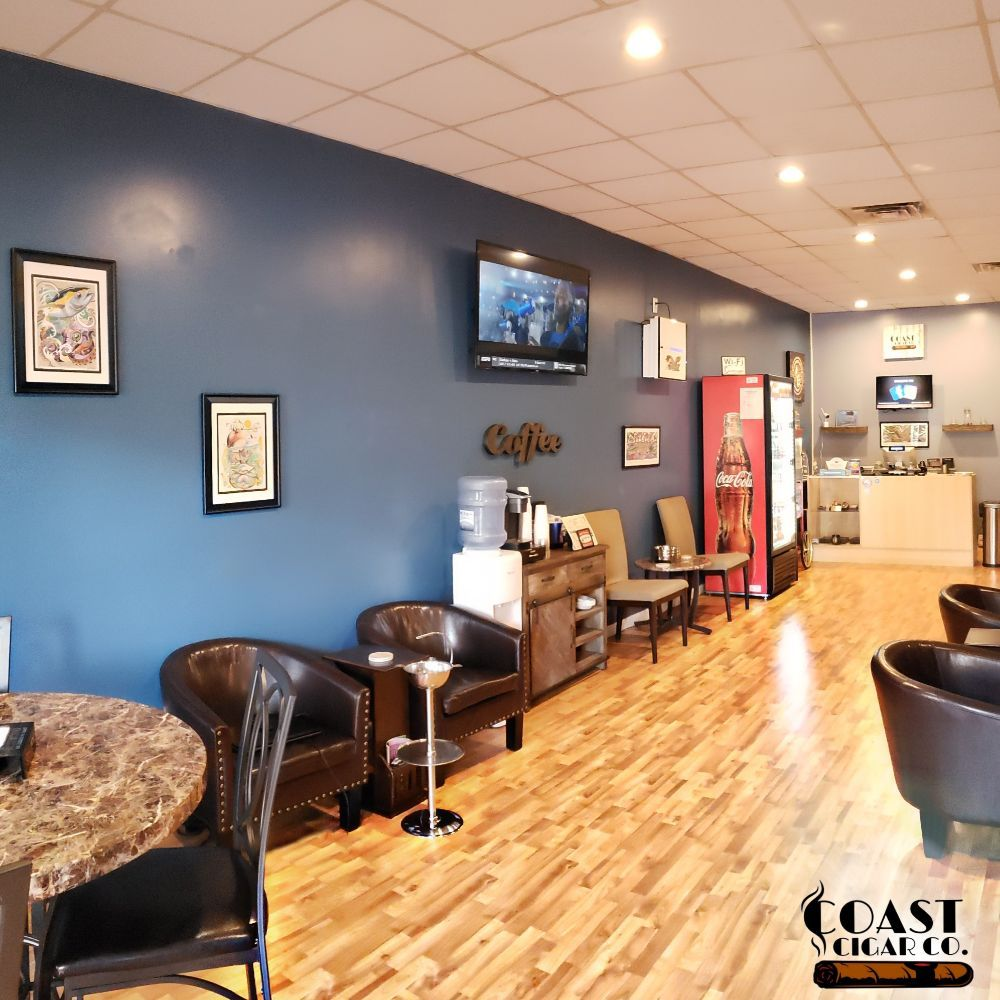 Coast Cigar Company: 2420 Government St, Ocean Springs, MS
