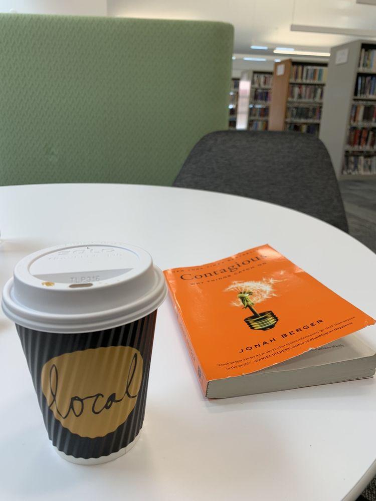 Lokales Kaffeehaus