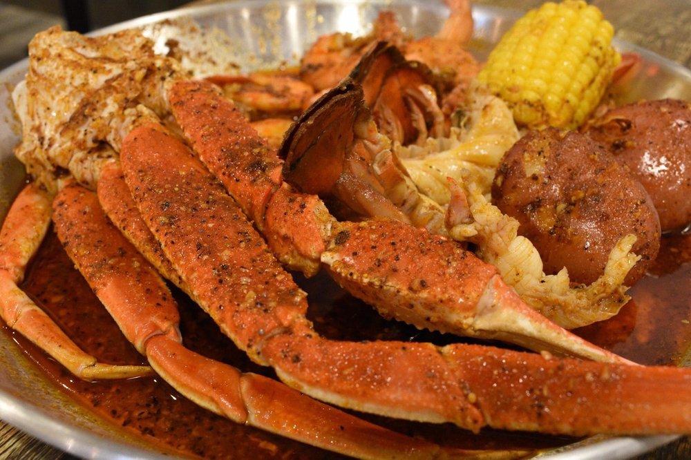 Cajun Seafood Boil: 9900 Washington Blvd N, Laurel, MD