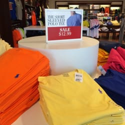 58bc1642f3c Polo Ralph Lauren Factory Store - 14 Reviews - Outlet Stores - 333 ...