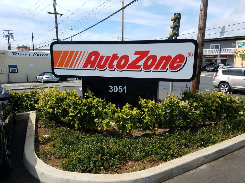 AutoZone - 22 Photos & 18 Reviews - Auto Parts & Supplies