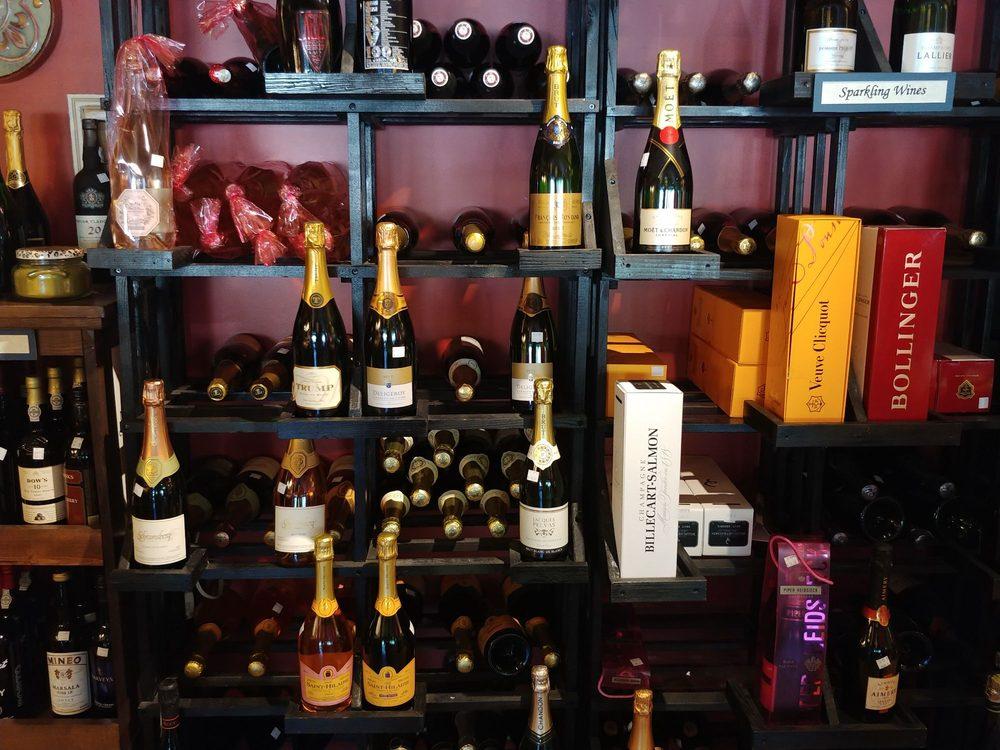 Tyson Fine Wines & Things: 3326 Henry Rd, Anniston, AL