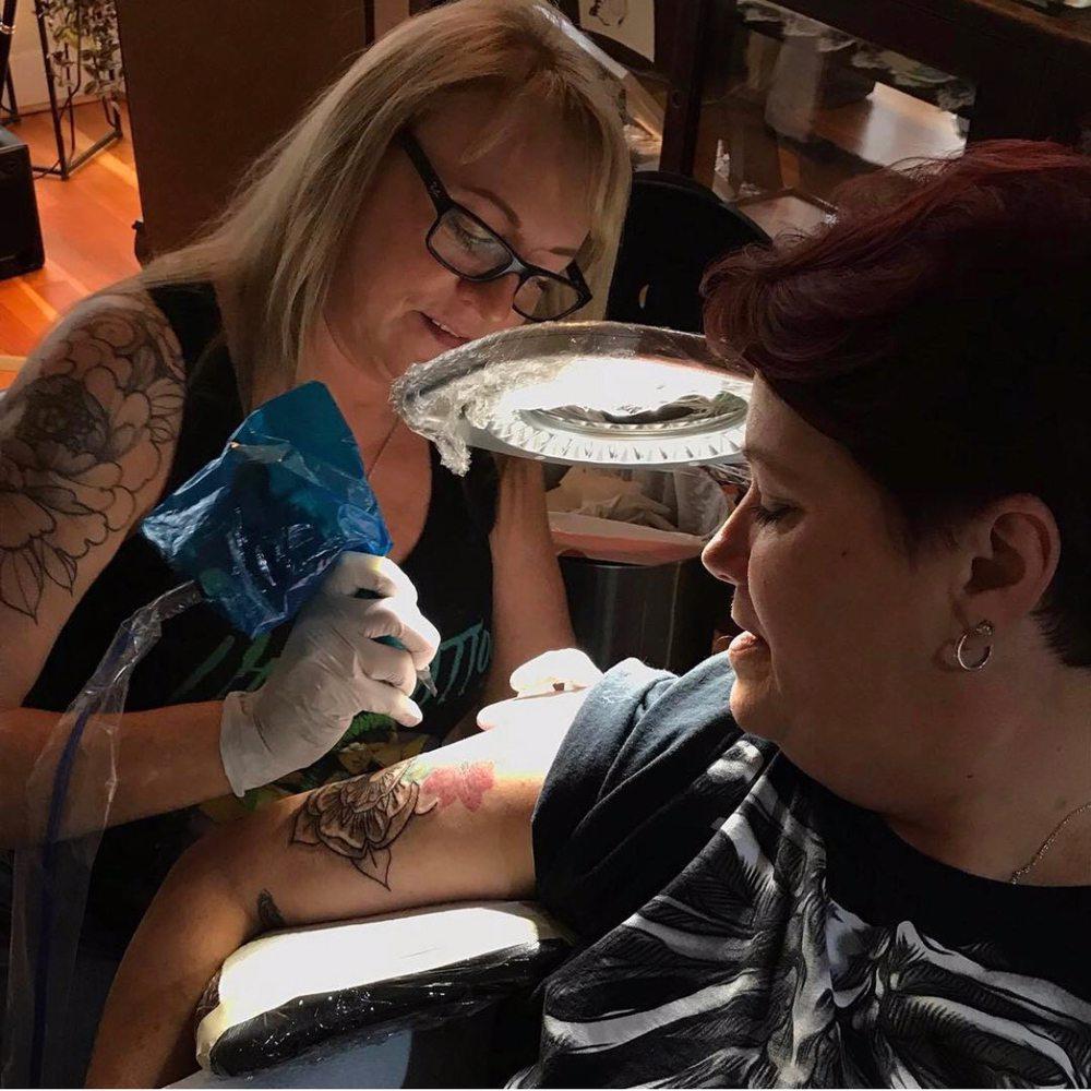 Stand Fast Tattoo & Beauty: 1202 Broadway St, Longview, WA