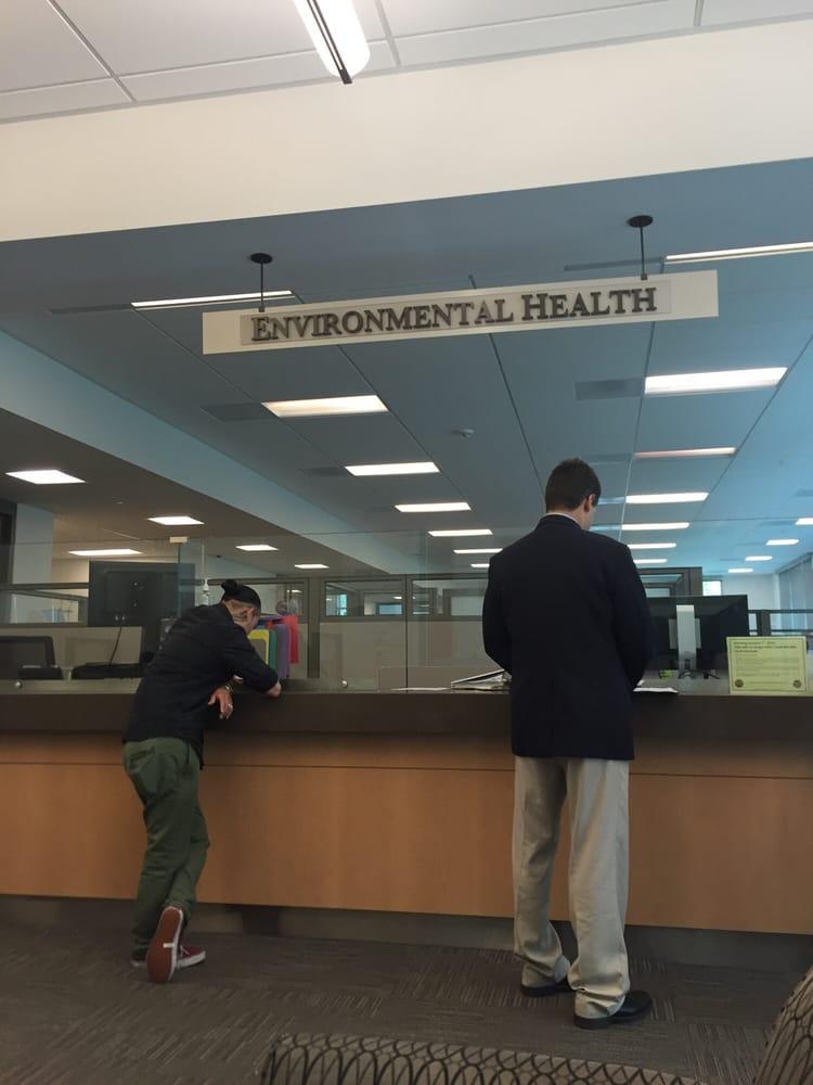 County Of San Diego - Environmental Health: 5500 Overland Dr, San Diego, CA