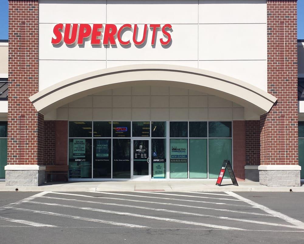 Supercuts: 1106 W Wyomissing Blvd, West Lawn, PA