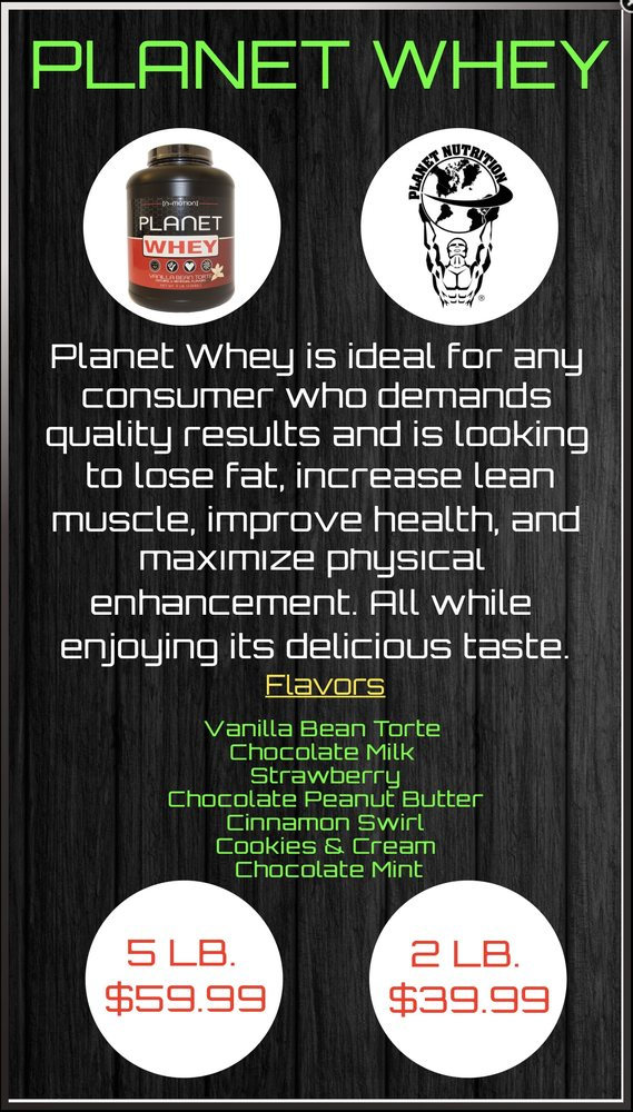 Planet Nutrition: 860 Ih 10 S, Beaumont, TX