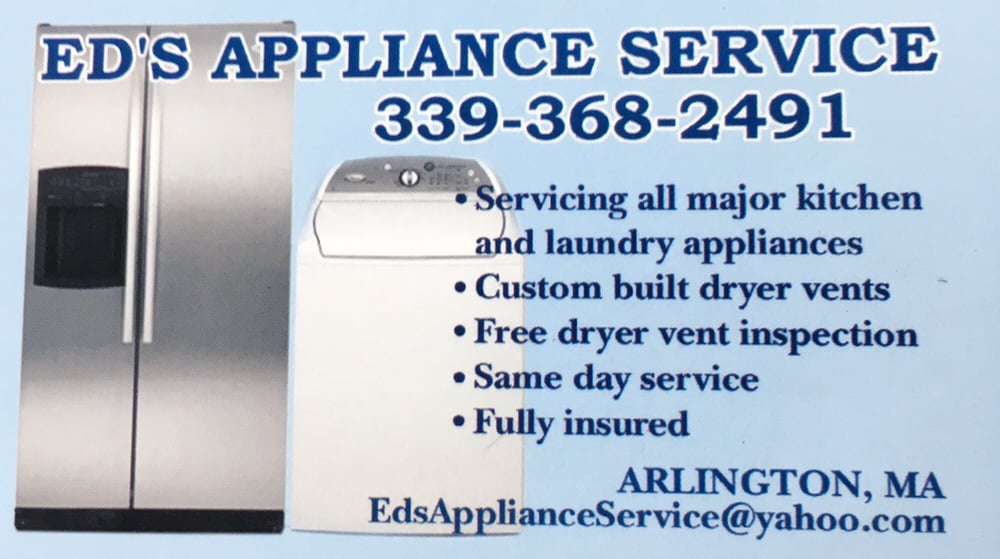 Ed S Appliance Service 15 Rese 241 As Reparaci 243 N De