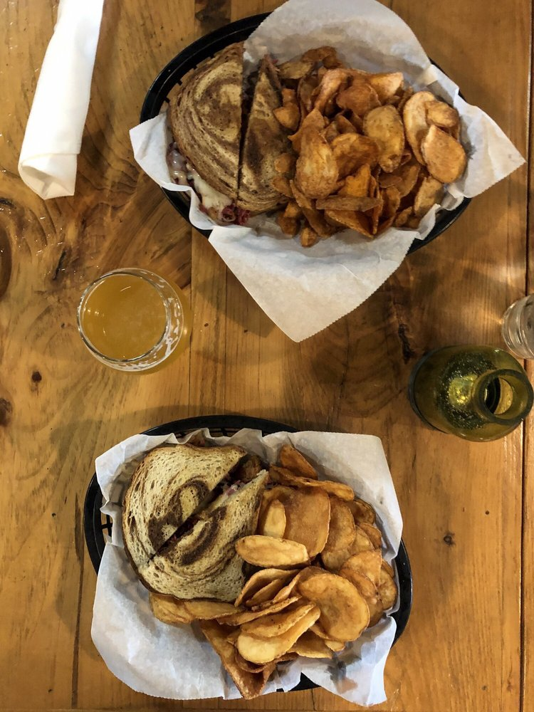 Food from Monkey Town Brewing Company