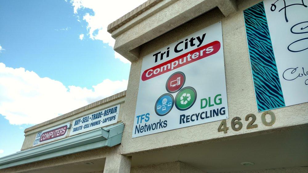 Tri-City Computers: 4620 N Robert Rd, Prescott Valley, AZ