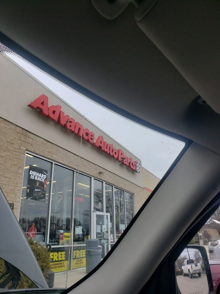 Advance Auto Parts: 6000 Groveport Rd, Groveport, OH