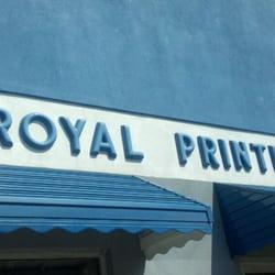 Royal Printing - Printing Services - 351 Grant St, Westside