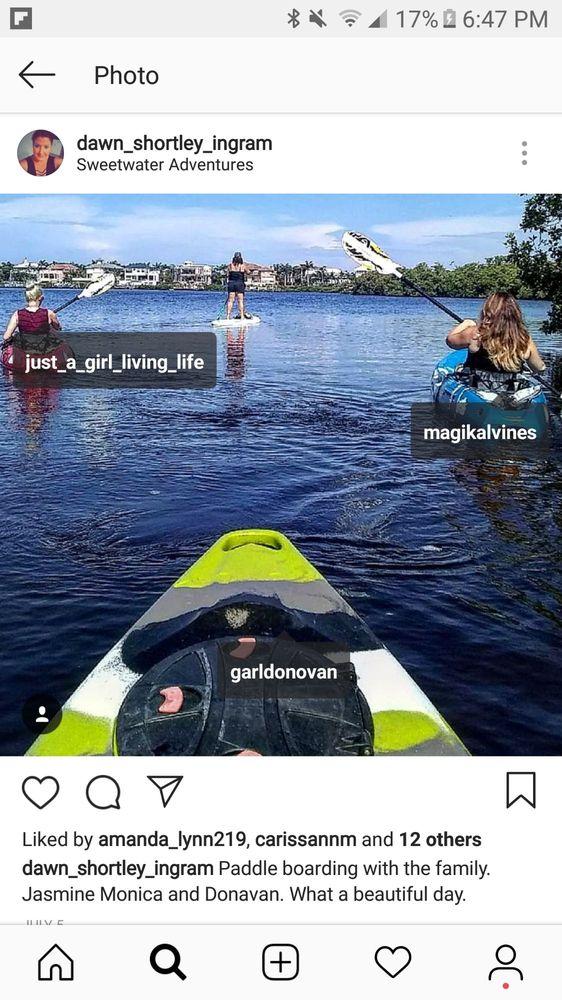 Sweetwater Adventures: 27598 Marina Pointe Dr, Bonita Springs, FL