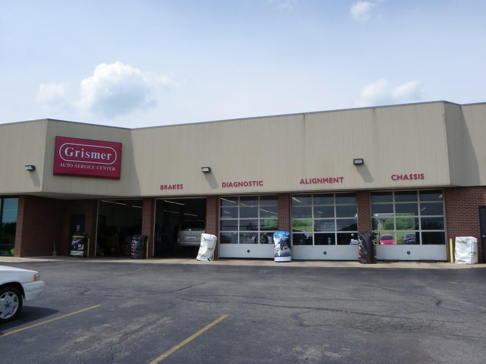 grismer tire auto service center