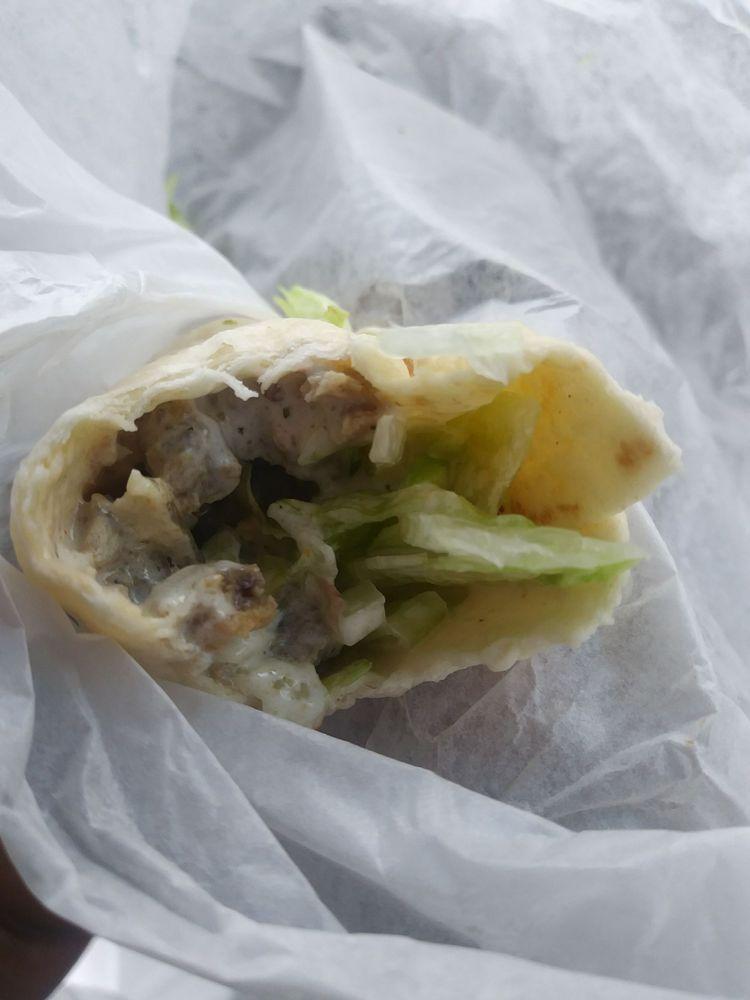 Halal Desi Pizza & Gyro's: 2200 Caniff St, Hamtramck, MI