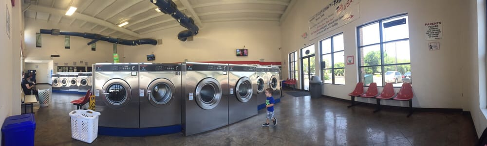 Coin Laundry USA: 404 N 1st St, Copperas Cove, TX