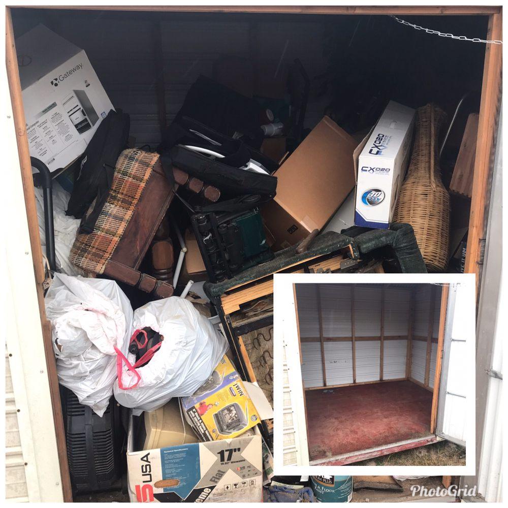 Junk Busters: 558 Blanchard Rd, Evans, GA