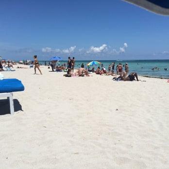 Photo Of Lummus Park On South Beach