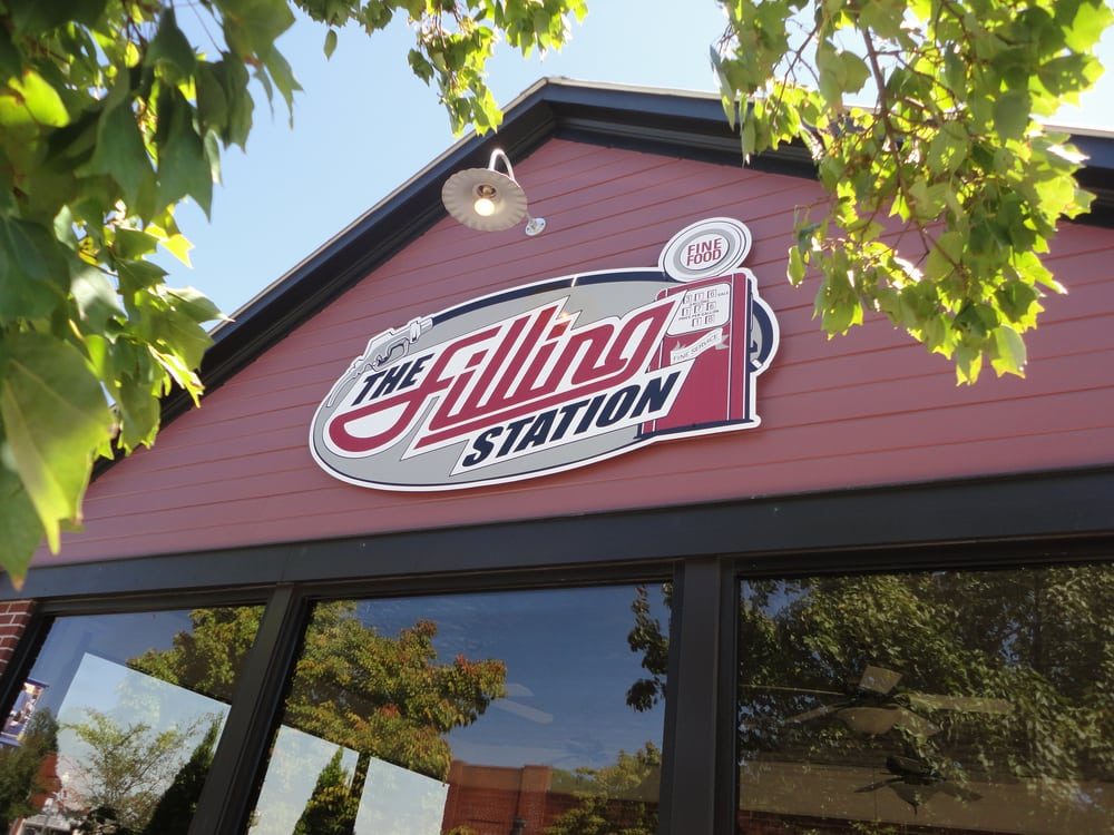 The Filling Station - 11 Photos & 27 Reviews - Comfort Food